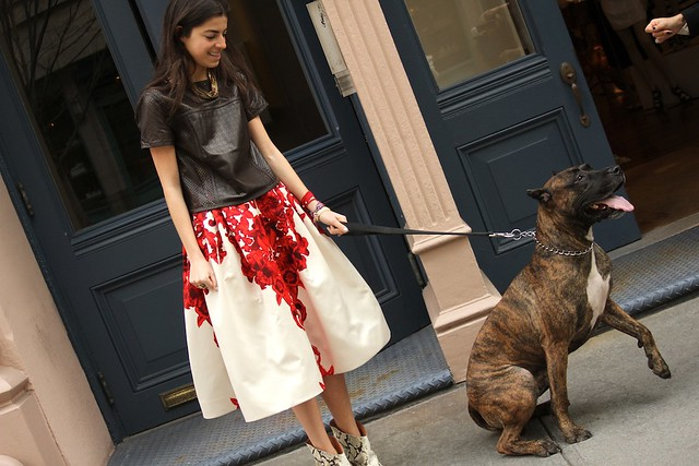 Man Repeller at Tibi Soho (44)