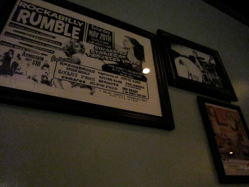 Rockabilly Rumble Poster