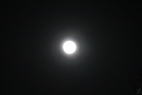 Moon Haze