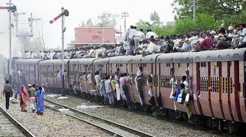 Indian Railways: Transporte Ferroviario en la India