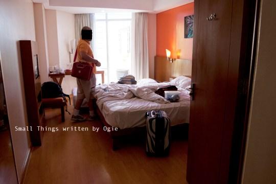 Room 1 Hotel IBIS SIMPANG LIMA