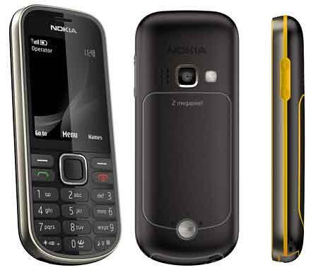 Nokia 3720 Classic: Movil Fiable y Duradero