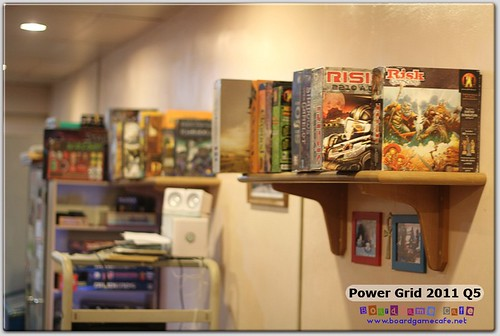 BGC Power Grid Msia 2011 @ Mage Cafe