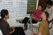 Ryan Schlief, Training LICADHO with Kodak Zi8, Cambodia 2010