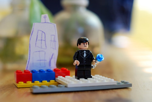 Happy Thing: Lego Dr. Who