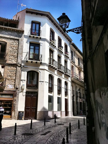 Tudela. Calle Carnicerías