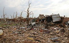 Joplin tornado damage