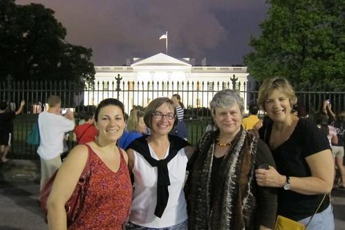 Anita Borg Institute - White House - Washington DC