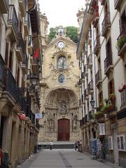 Iglesia Santa Maria on 31 de Augosto