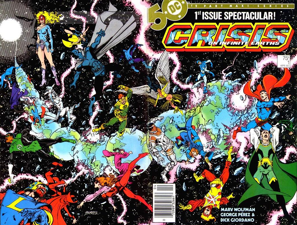Crisis #1