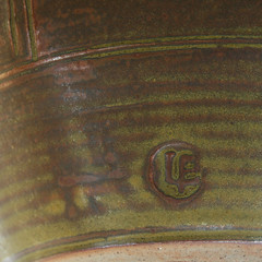 LP. Vase. Mark