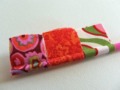 Fabric Bunting Beads