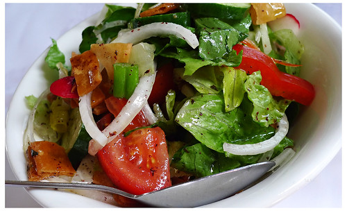 Tossed Salad - Maroush
