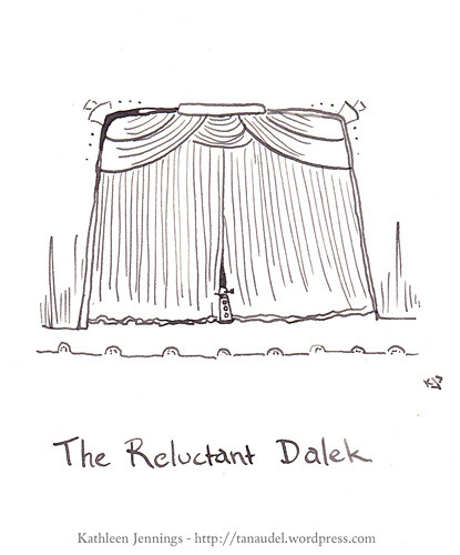 The Reluctant Dalek