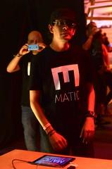 2014:06:13 MATIC en Sónar +D 2014 con Billaboop