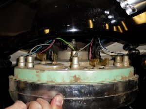 need help with dash cluster wiring  TriFive, 1955 Chevy 1956 chevy 1957 Chevy Forum , Talk