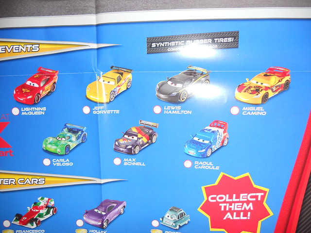 disney cars 2 kmart collectors event june 25 2011 extras (7)