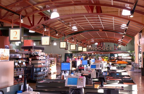 Interior Market Decor | Market Decor Design | ...