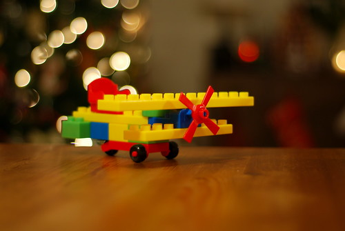 elliott made this plane