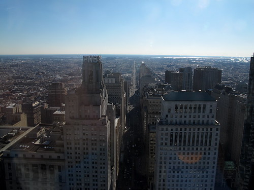 Philadelphia City Hall Observation Deck