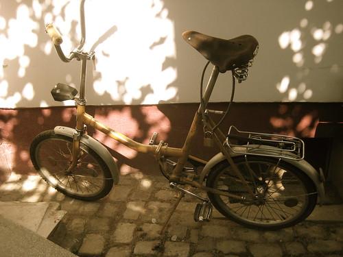My grandfather's bike
