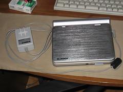 20070826:ポータブルDVDのある生活:BLUEDOT BDP-1720C
