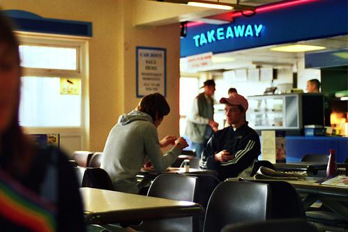 Beachlands Cafeteria