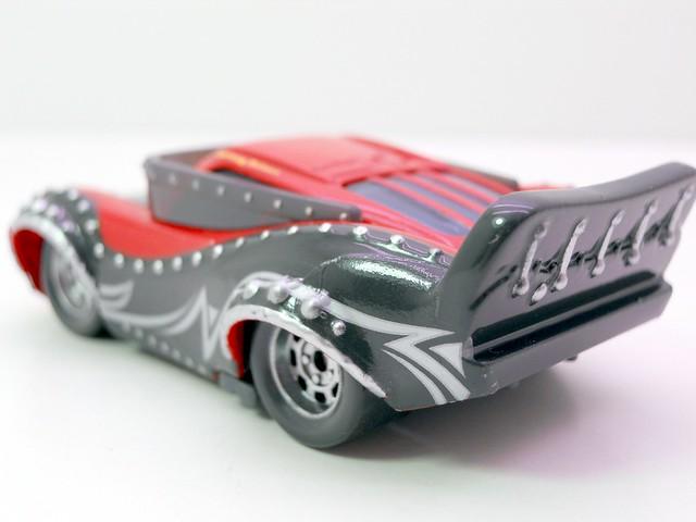 disney cars toon heavy metal lightning mcqueen (4)