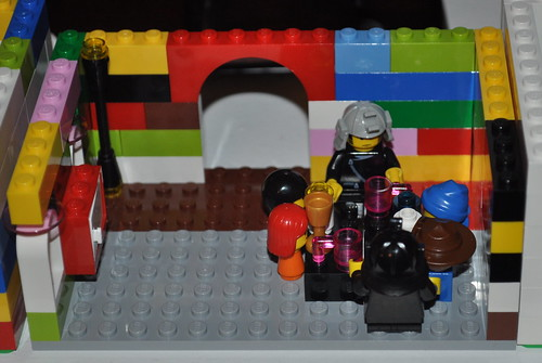 Lego Christmas Village-6