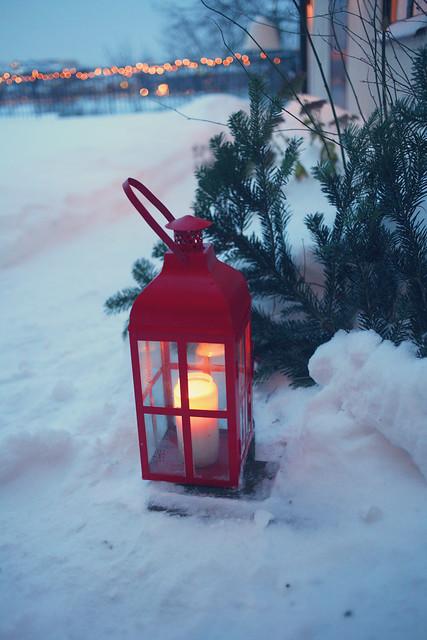 det här är min jul