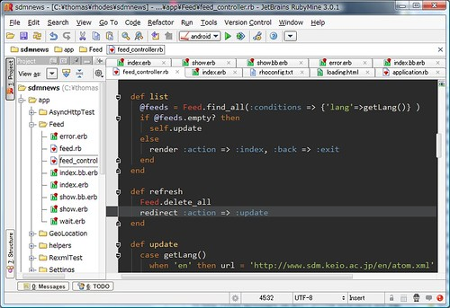 RubyMine_Screenshot