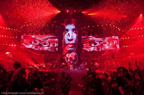 Vrienden van Amstel Live in de Rotterdamse Ahoy (21-01-2011).
