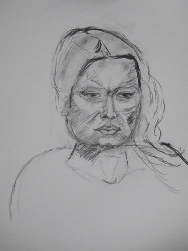 Portrait Course 2010-11-29 # 2