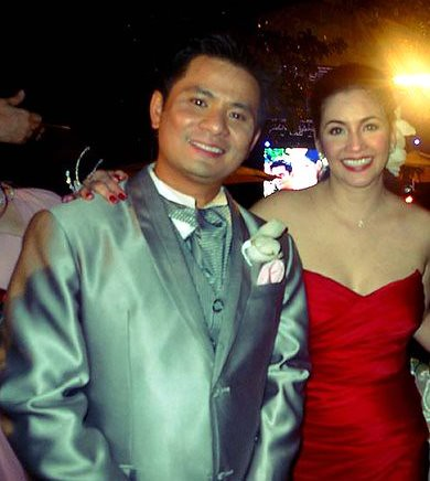 Ogie And Regines Wedding Reception Earthlingorgeous