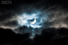 Partial Solar Eclipse on Capricorn