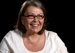 "Roseanne Barr in ""I Am Comic"""