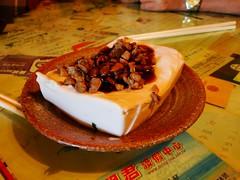 董娘的店:口感特別的豆腐