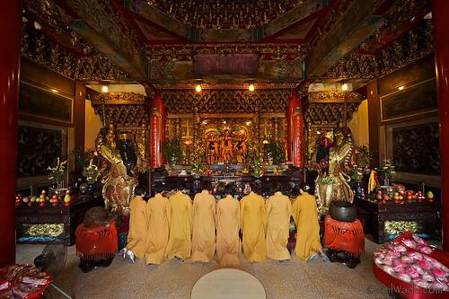 Taiwan - Daoist Temple