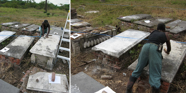 Hunt's Bay Jewish Cemetery