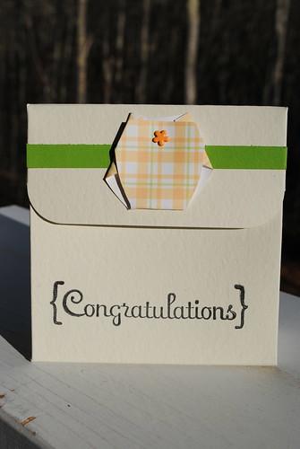 baby congrats box