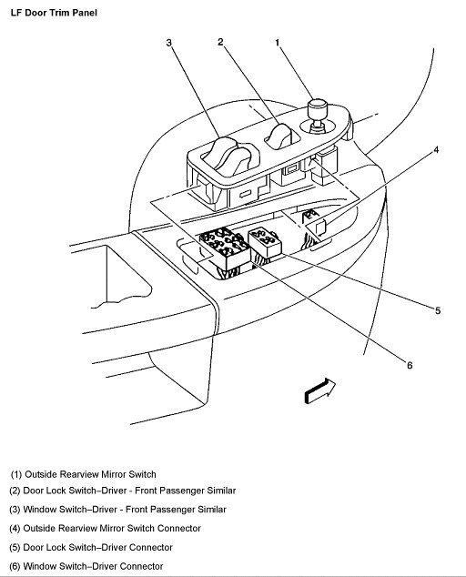 Chevy Venture Window Switch Wiring Diagram : 42 Wiring