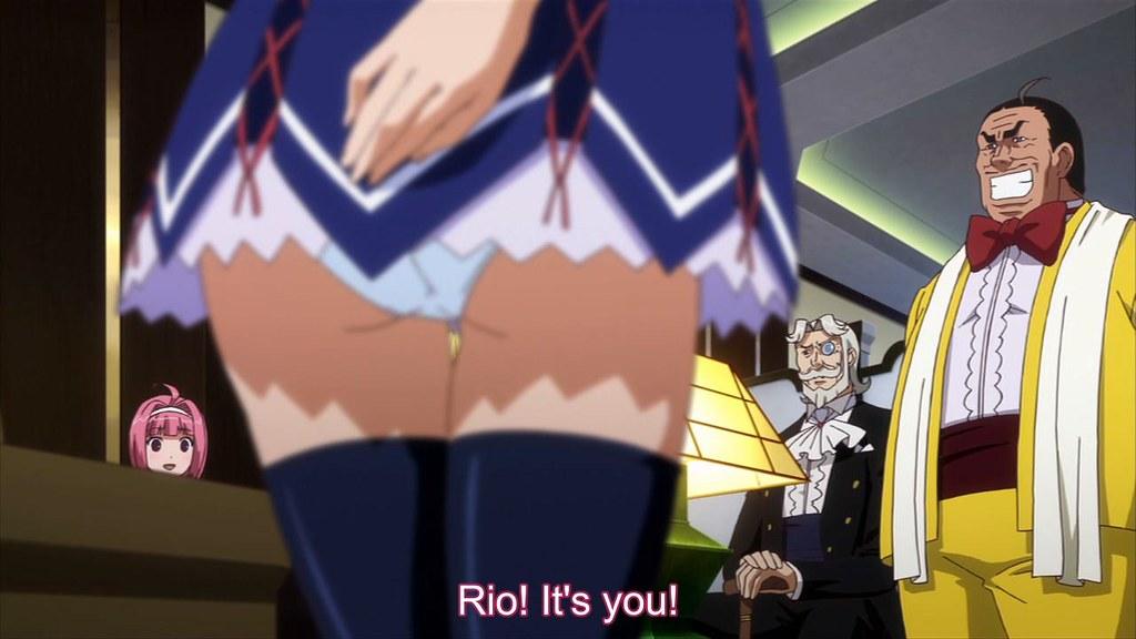 Rio - Rainbow Gate! 08