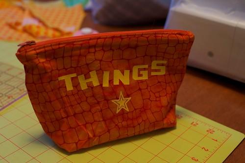 Things bag