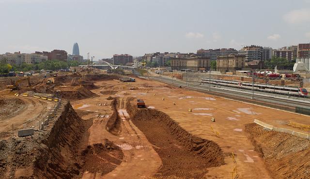 Pont del treball - Sur - 04-05-11