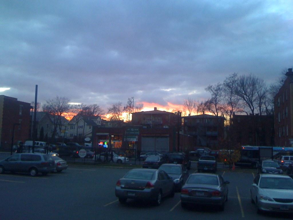 Dusk, Hartford