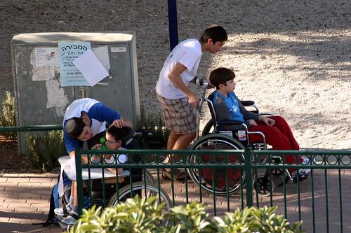 ILAN Children Shabbat Visit