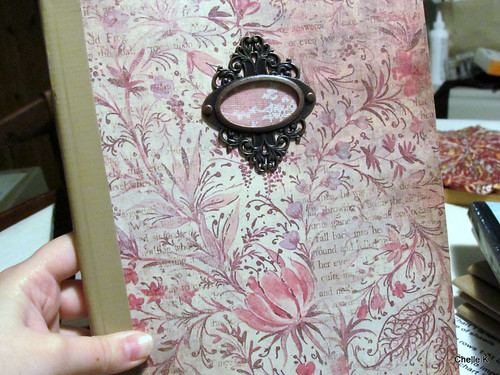 Awesome journal made by Clara