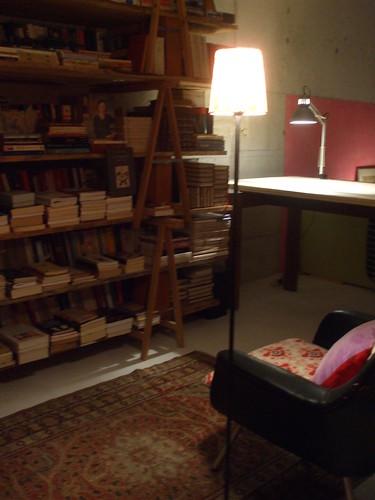 Estante / Book shelves