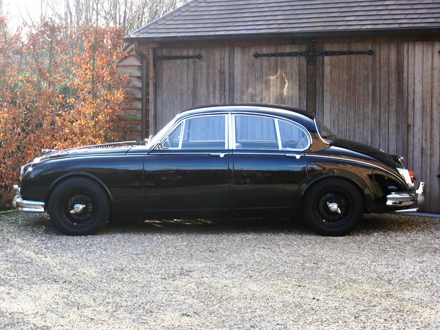 Jaguar Mk2 For Sale New Wiring A C Rebuilt Motor Located At