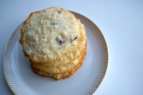 Stephen Duckett's Oatmeal Raisin Cookies II